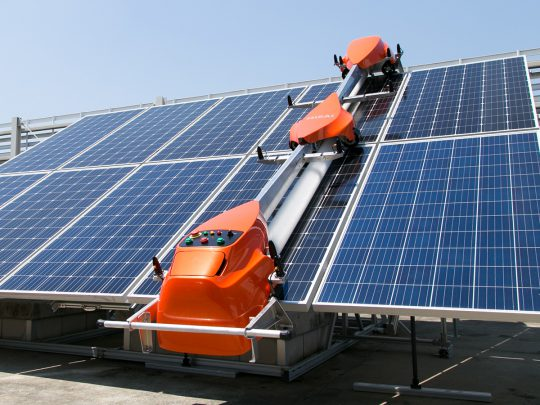 Type 2 | For Ground-mounted Mega-Solar Projects